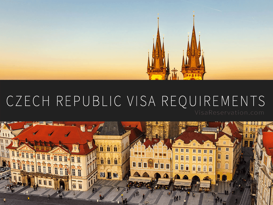 Complete Guide To Czech Republic Visa Requirements Visa Reservation