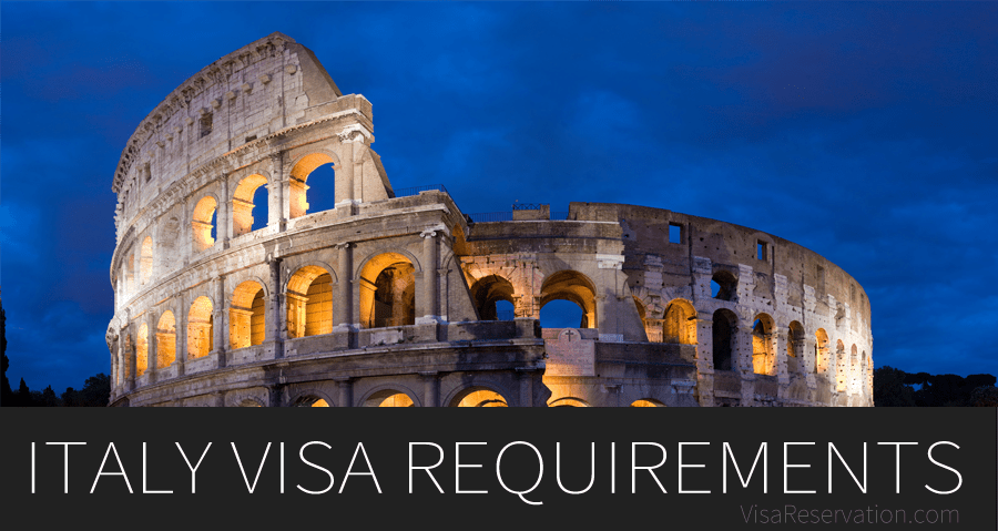 Guide to Italy Visa Requirements - Visa Reservation