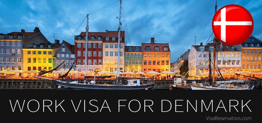 How To Get A Work Visa For Denmark Visa Reservation