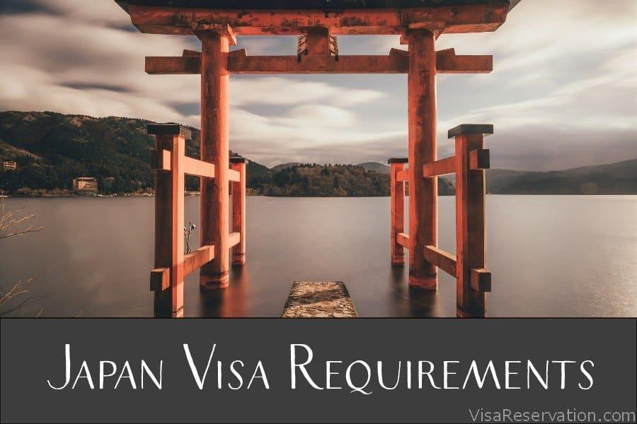 A Must Follow Guide To Japan Visa Requirements – Visa