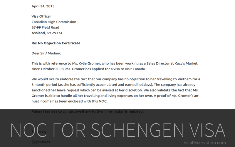 Absolute guide on no objection letter for schengen visa visa now if youre wondering how to get a no objection letter so that your application does not get rejected at any cost read on spiritdancerdesigns Image collections