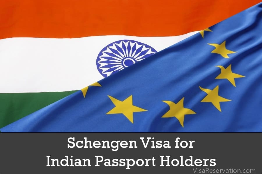 Schengen Visa for Indian Passport Holders and Indian Citizens - Visa