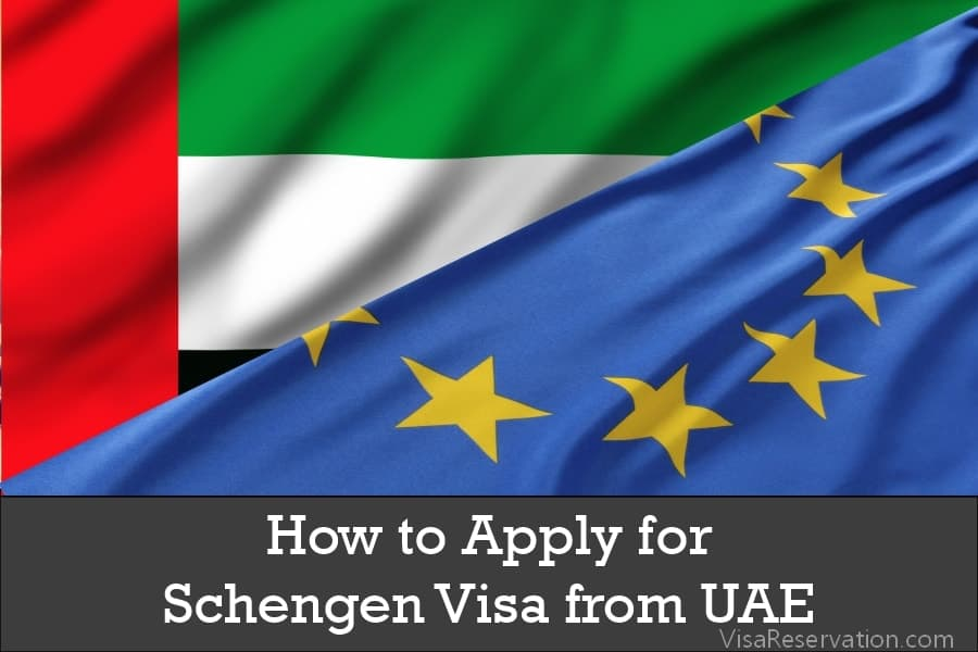 Schengen Visa for UAE Citizens