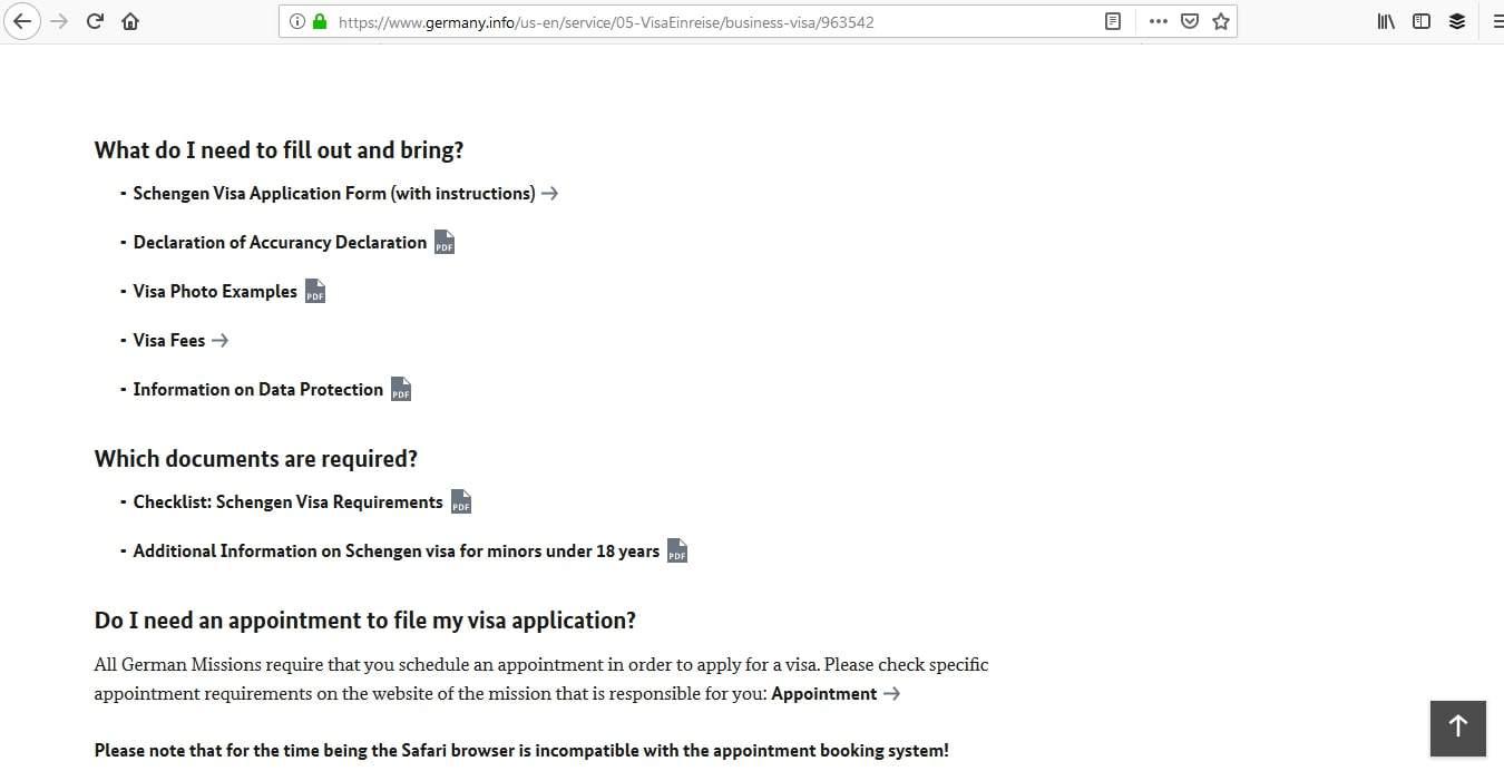 German Consulate Atlanta 5 Easy Steps To Apply For Germany Schengen Visa Visa Reservation