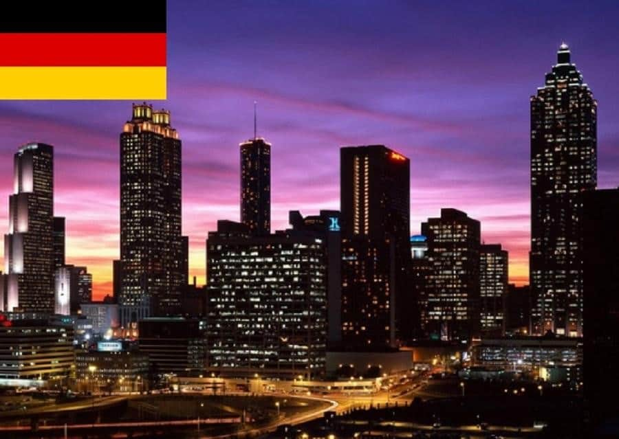 Germany Schengen Visa Atlanta Consulate