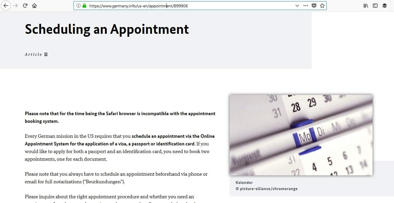 Germany Schengen Visa Boston Consulate Appointment2