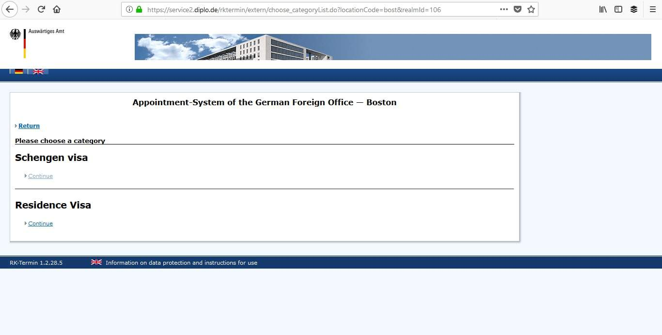 Germany Schengen Visa Boston Consulate Appointment4