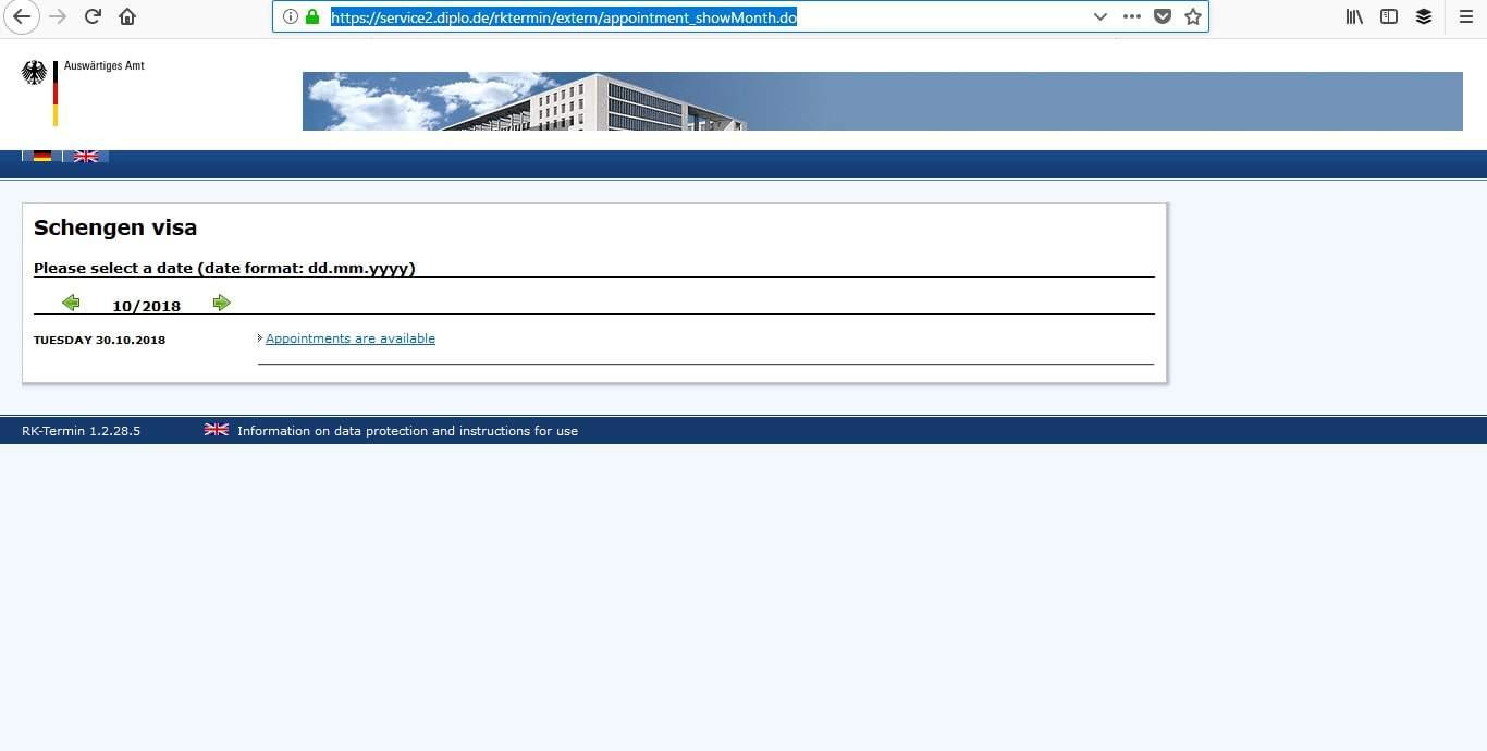 Germany Schengen Visa Boston Consulate Appointment7