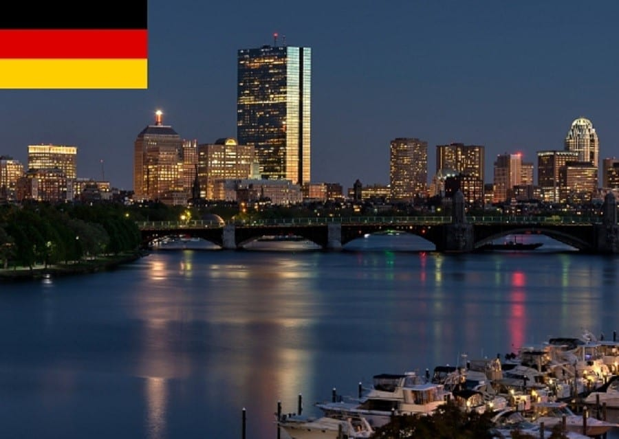 Germany Schengen Visa Boston Consulate