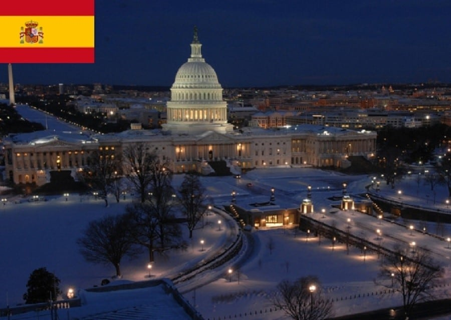 Spain Schengen Visa Washington DC Consulate