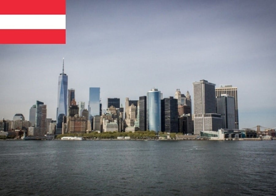 Austria Schengen Visa New York Consulate