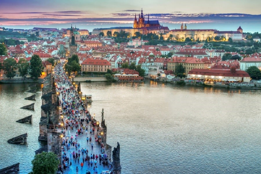 Easiest Schengen Countries For Schengen Visas - Czech Republic