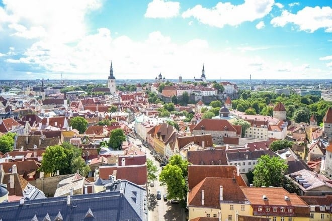 Easiest Schengen Countries For Schengen Visas - Estonia