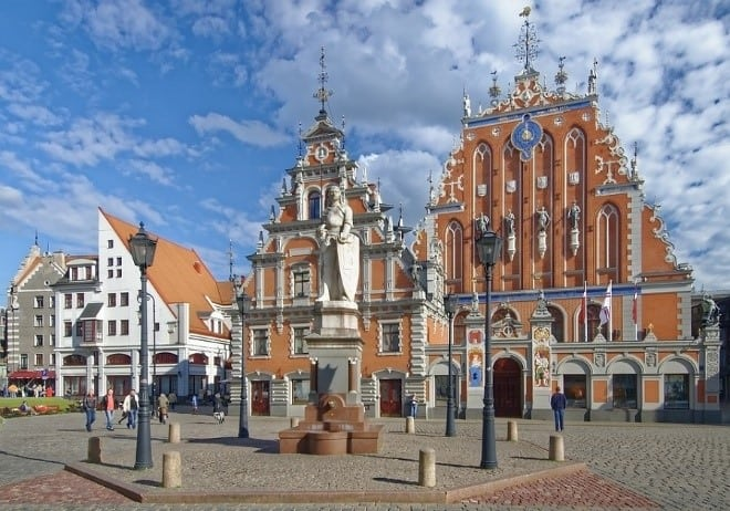 Easiest Schengen Countries For Schengen Visas - Latvia
