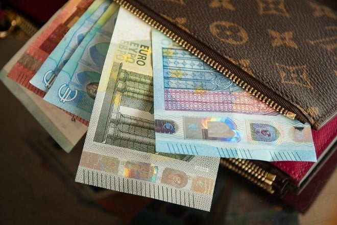 Europe Travel Packing Checklist - Funds