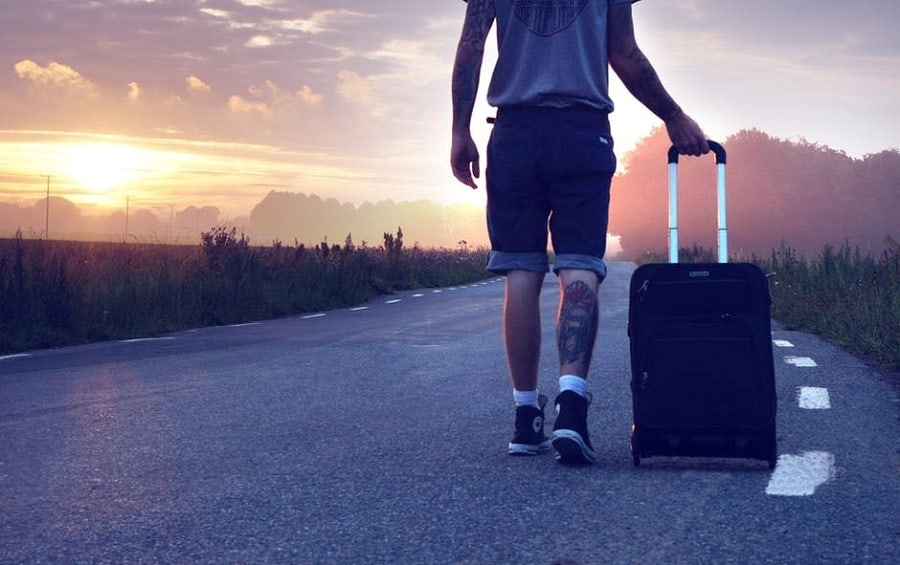 Europe Travel Packing Checklist - Luggage