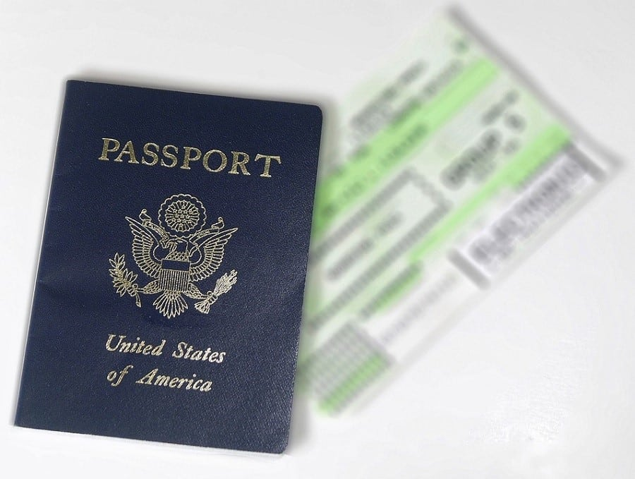 Europe Travel Packing Checklist - Passport