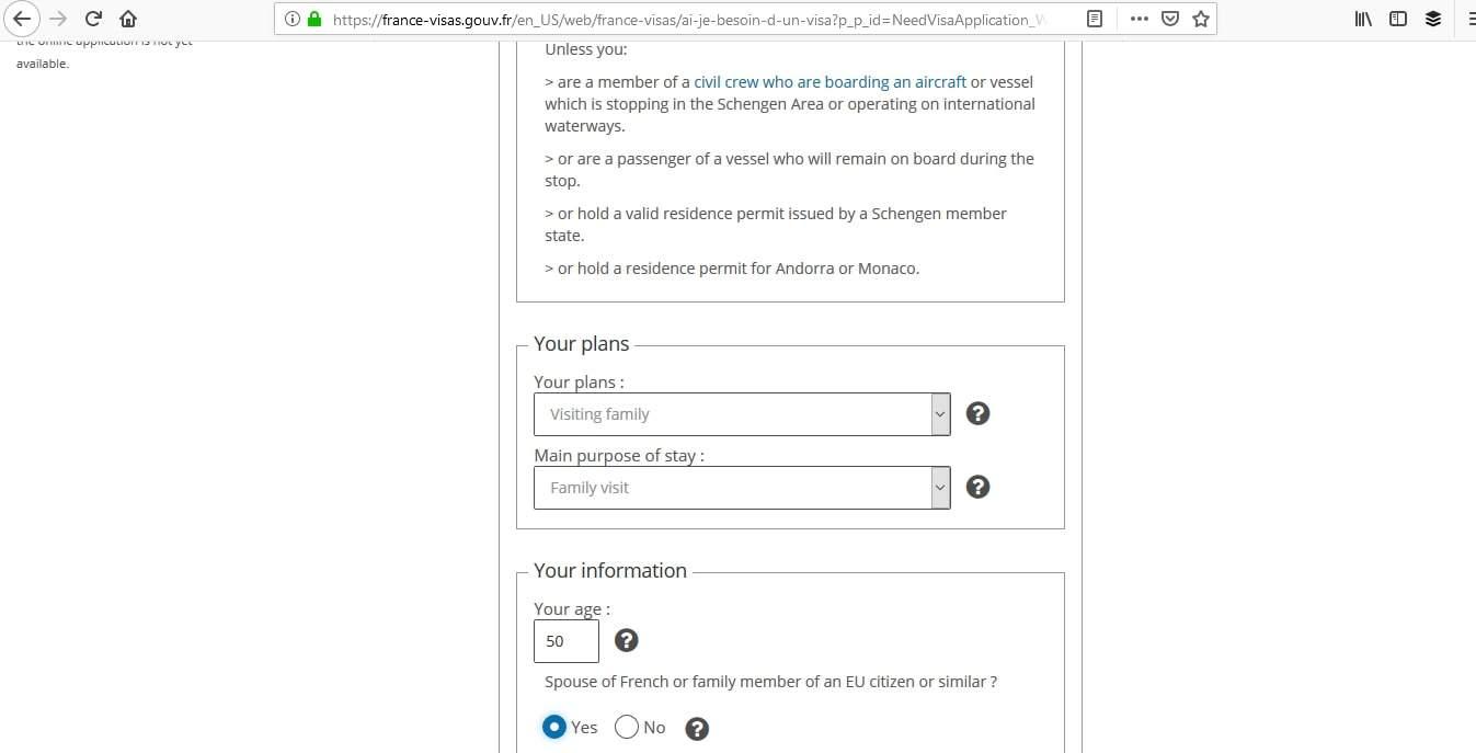 France Schengen Visa Miami Consulate Application Process2
