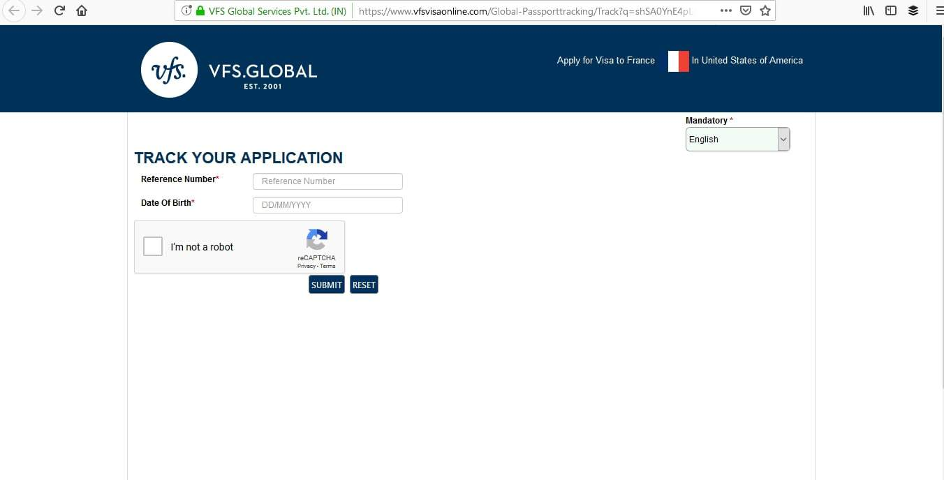 France Schengen Visa Washington DC Consulate Visa Tracker2