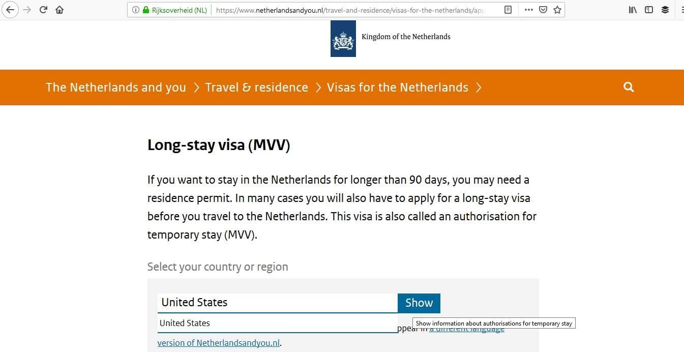 Netherlands Schengen Visa Appointment5