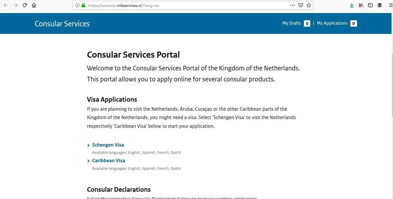Dutch Consulate San Francisco 5 Easy Steps To Apply For Netherlands Schengen Visa Visa Reservation