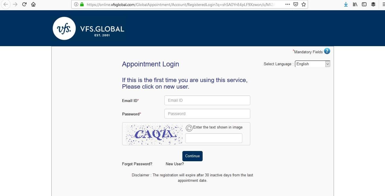 Portugal Schengen Visa Washington DC Embassy Appointment1