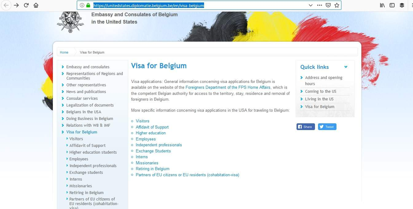 Belgium Embassy Visa Application Form Download, Belgium Schengen Visa Washington Dc Embassy Visas, Belgium Embassy Visa Application Form Download