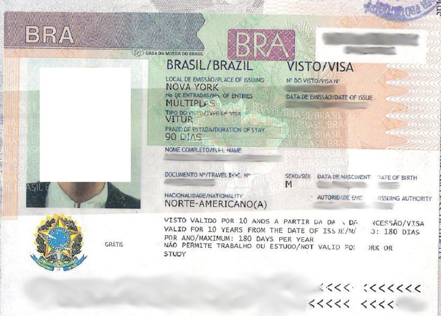 Brazil Visa Guide - 5 Easy Steps to Apply for Brazilian
