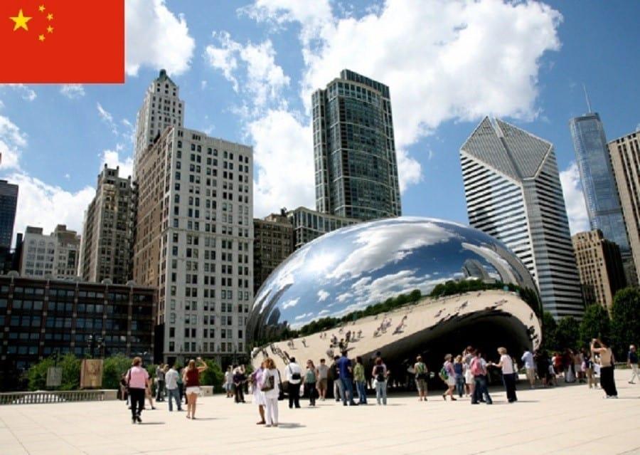 China Visa Chicago Consulate