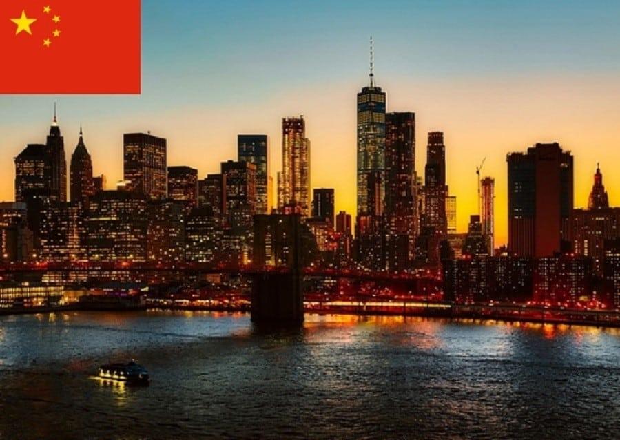 China Visa NYC New York Consulate