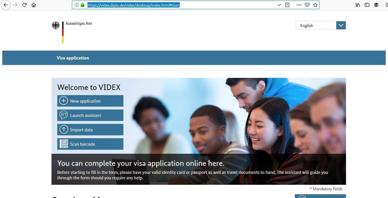 Germany Schengen Visa Washington DC Embassy Application Process8
