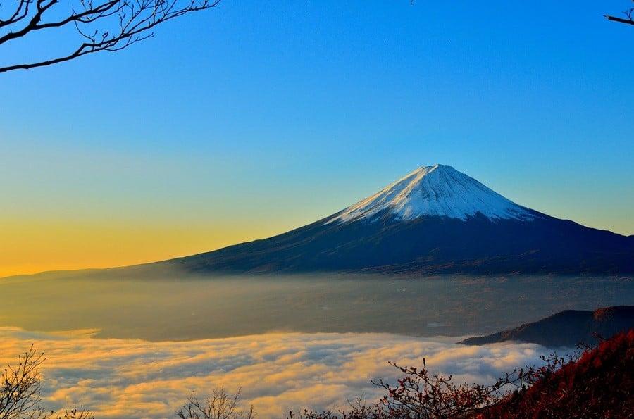 Japan Visa Mount Fuji