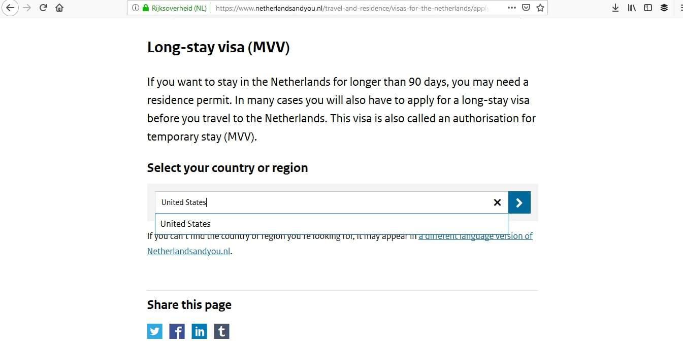 Netherlands Schengen Visa Miami Consulate Appointment5