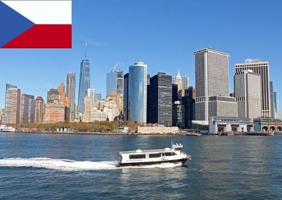 Czech Republic Schengen Visa NYC New York Consulate