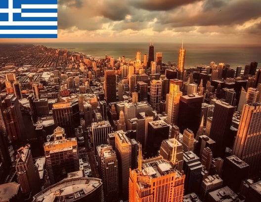 Greece Schengen Visa Chicago Consulate
