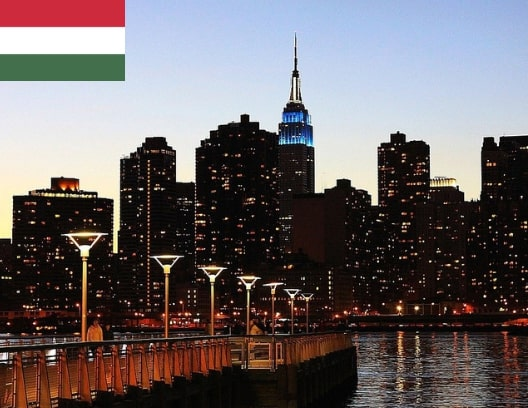 Hungary Schengen Visa NYC New York Consulate