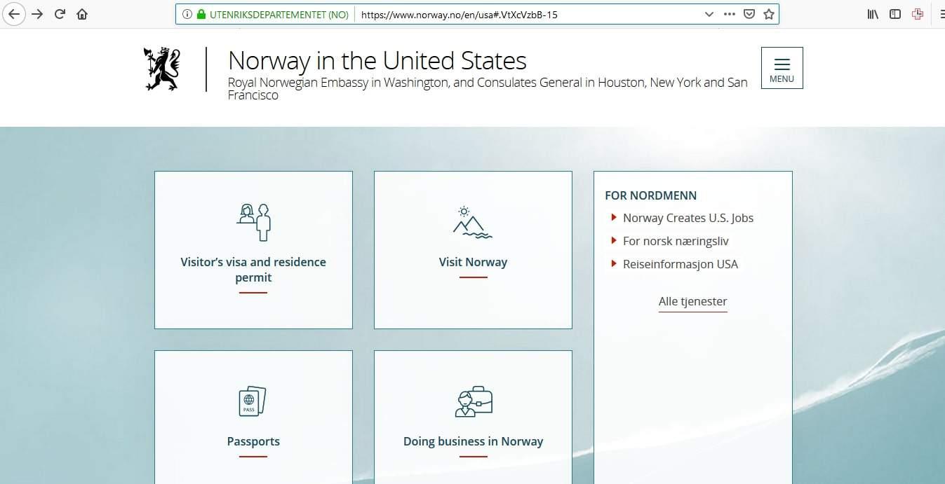 Iceland Schengen Visa Houston Consulate Application Form
