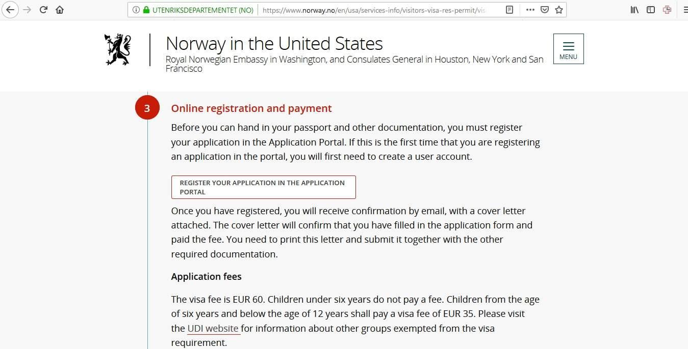 Iceland Schengen Visa Houston Consulate Application Form2