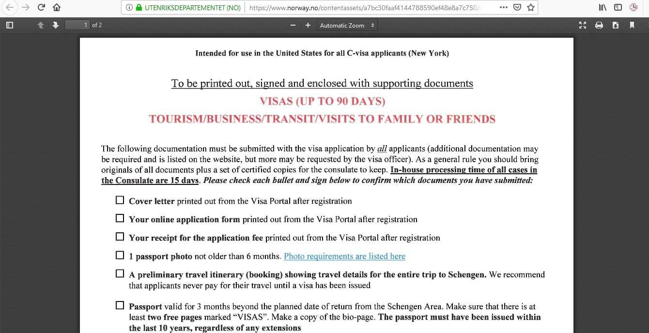 Iceland Schengen Visa Houston Consulate Appointment3