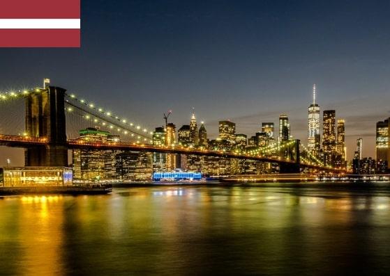 Latvia Schengen Visa NYC New York Consulate