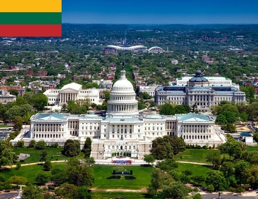 Lithuania Schengen Visa Washington DC Embassy