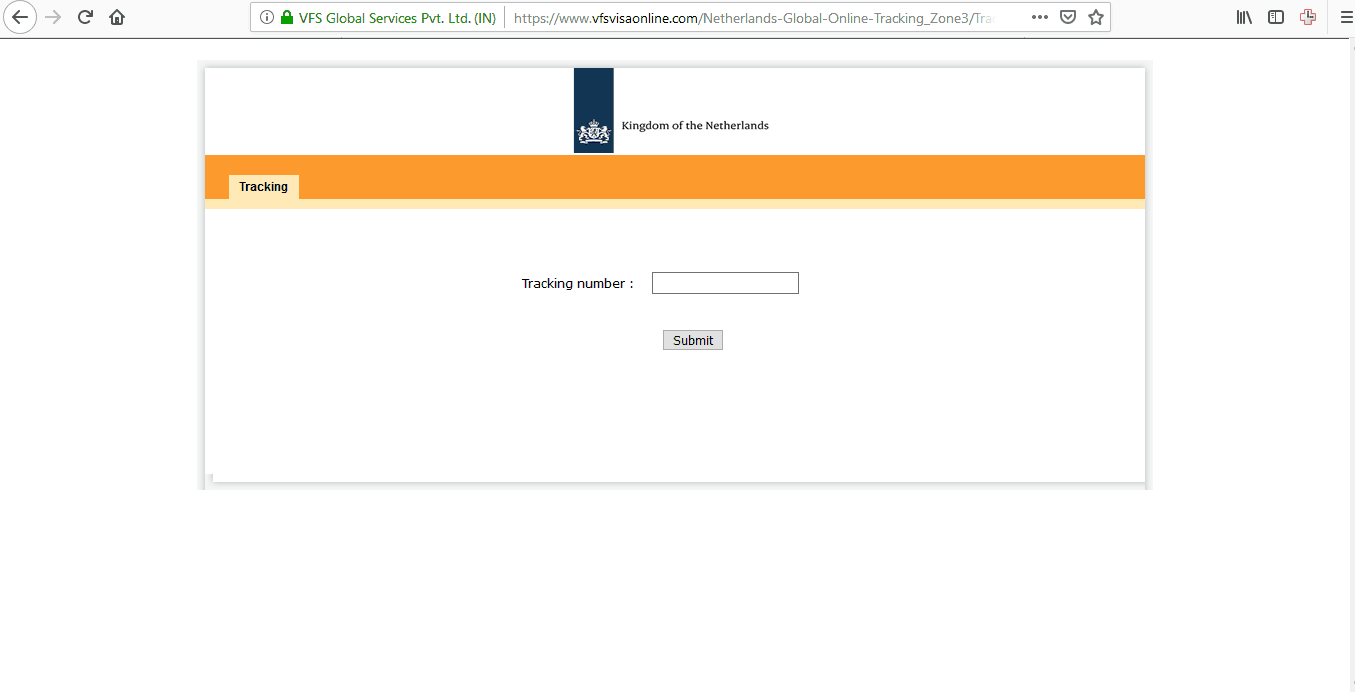 Netherlands Schengen Visa Houston Consulate Visa Tracker4
