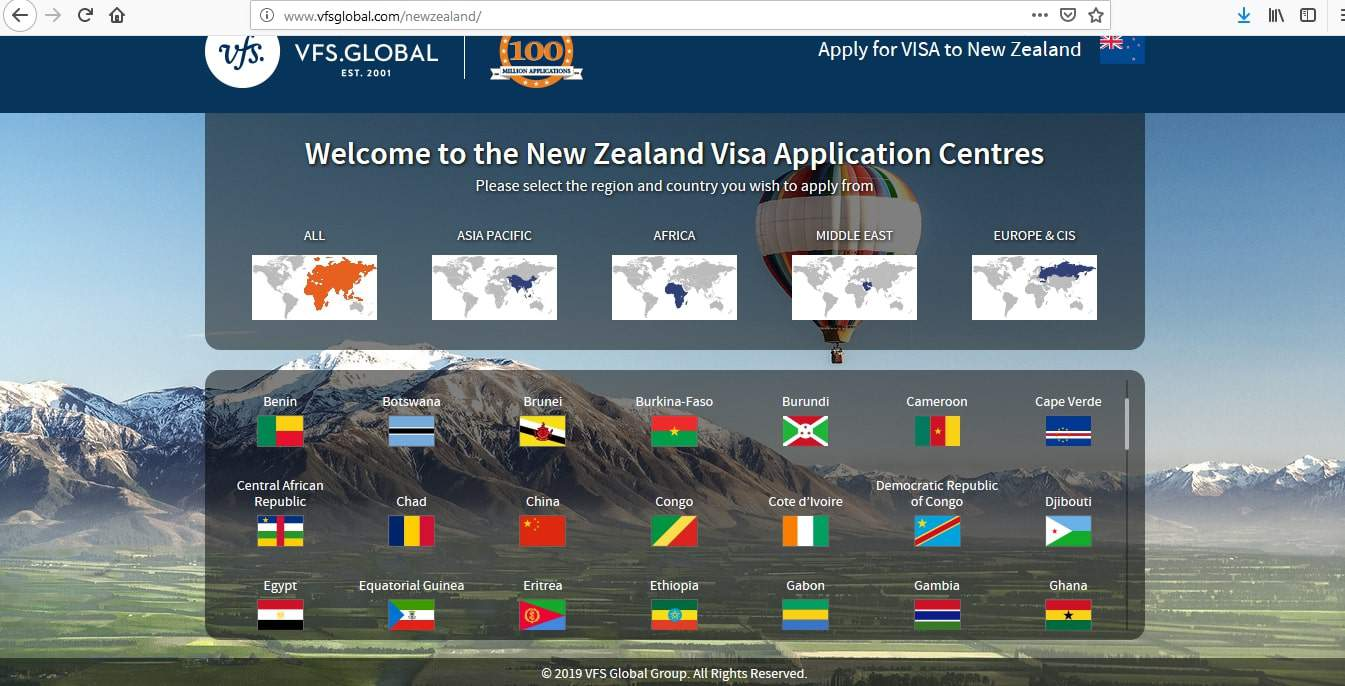 New Zealand Visa Application Process14