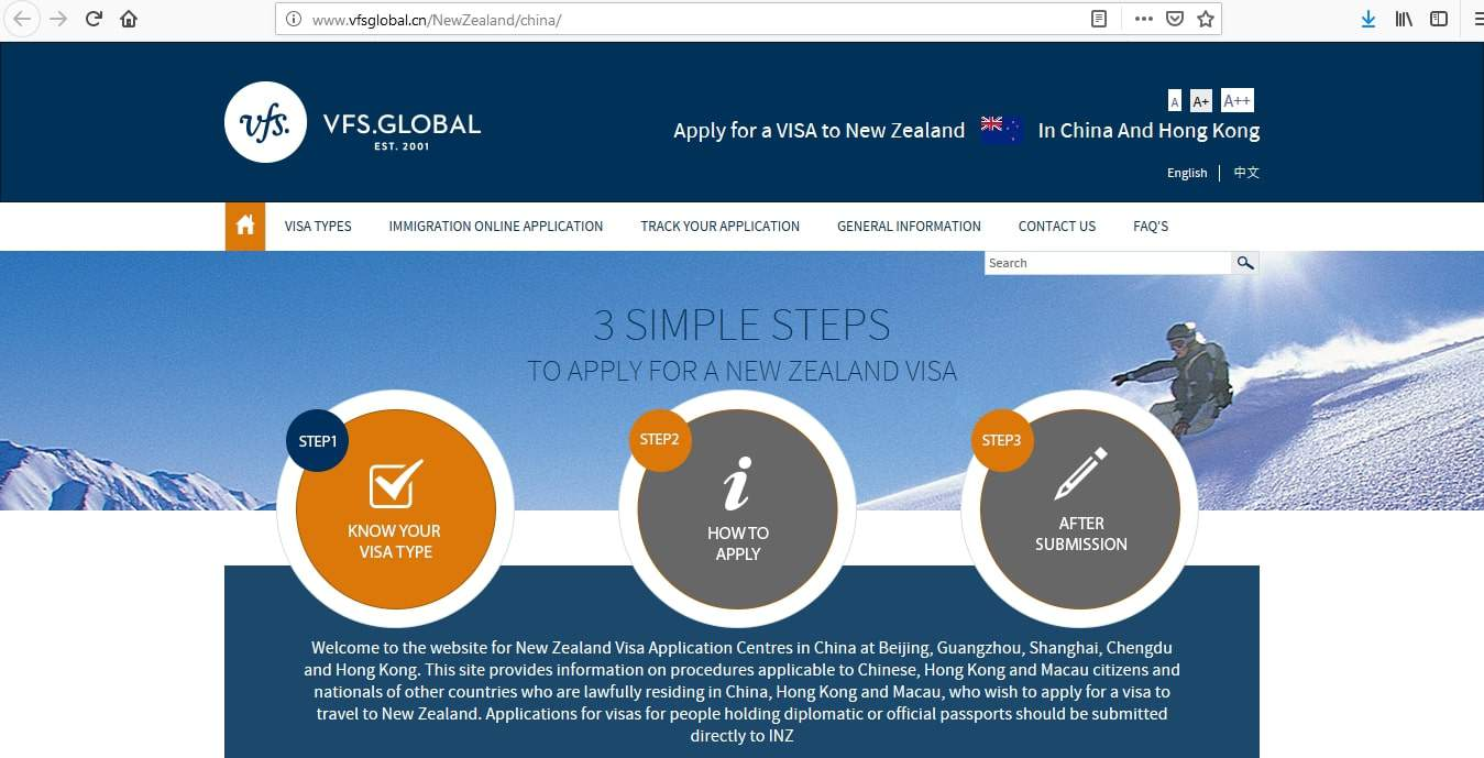 New Zealand Visa Application Process15