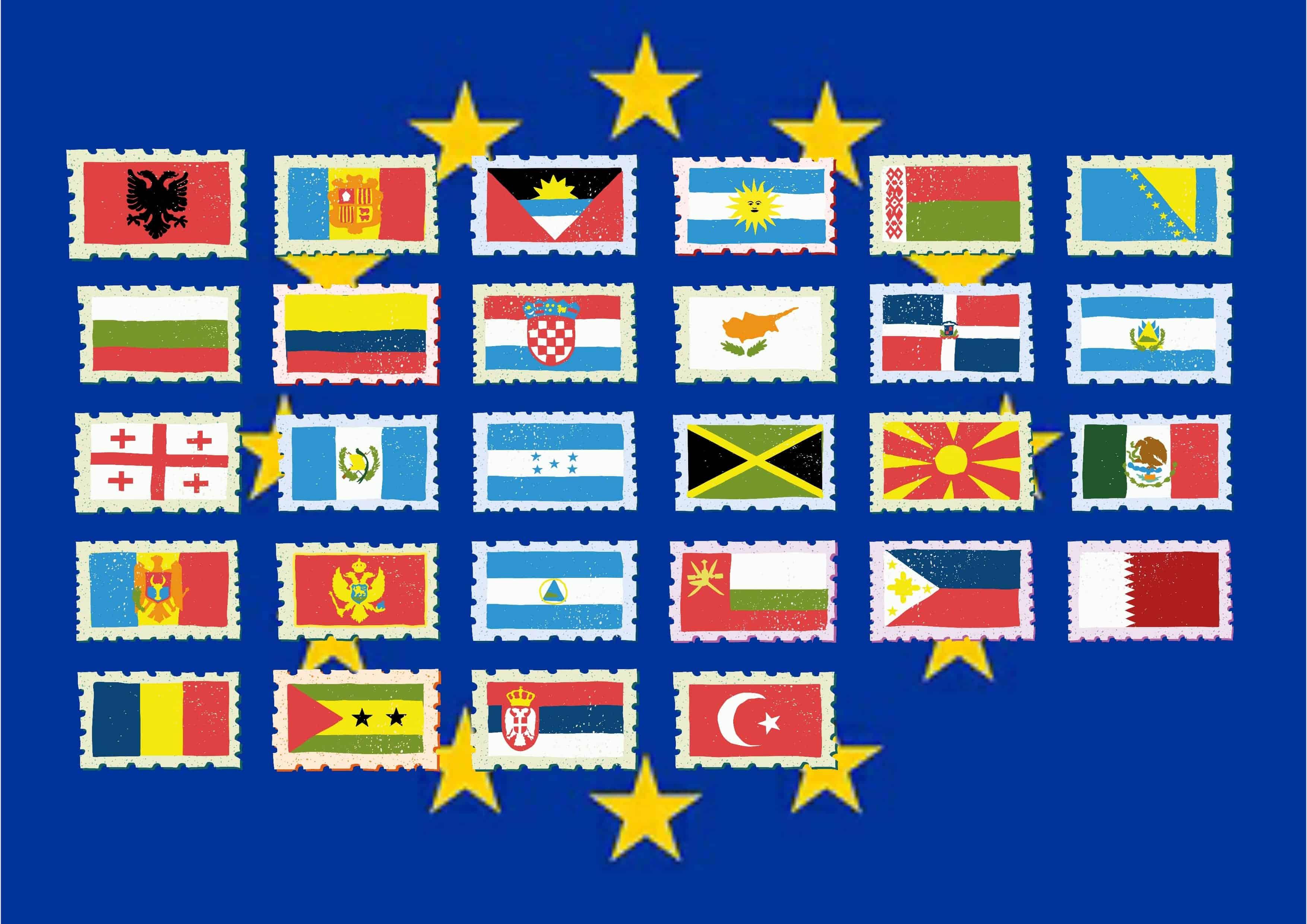 visa free countries for schengen visa holders