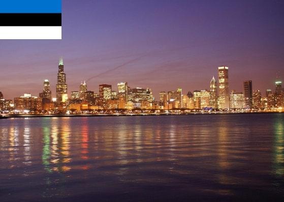 Estonia Schengen Visa Chicago Consulate