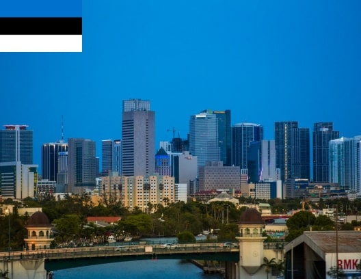 Estonia Schengen Visa Miami Consulate