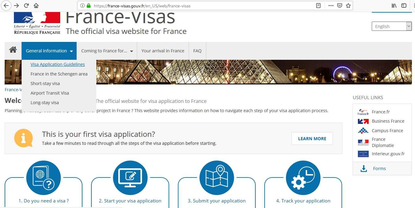FIFA Women's World Cup France 2019 Schengen Visa Application Process2