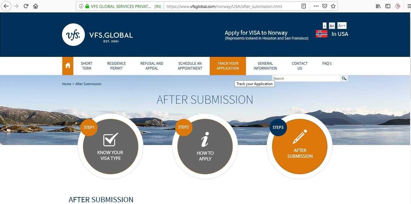 Iceland Schengen Visa San Francisco Consulate Visa Tracker
