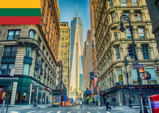 Lithuania Schengen Visa New York Consulate
